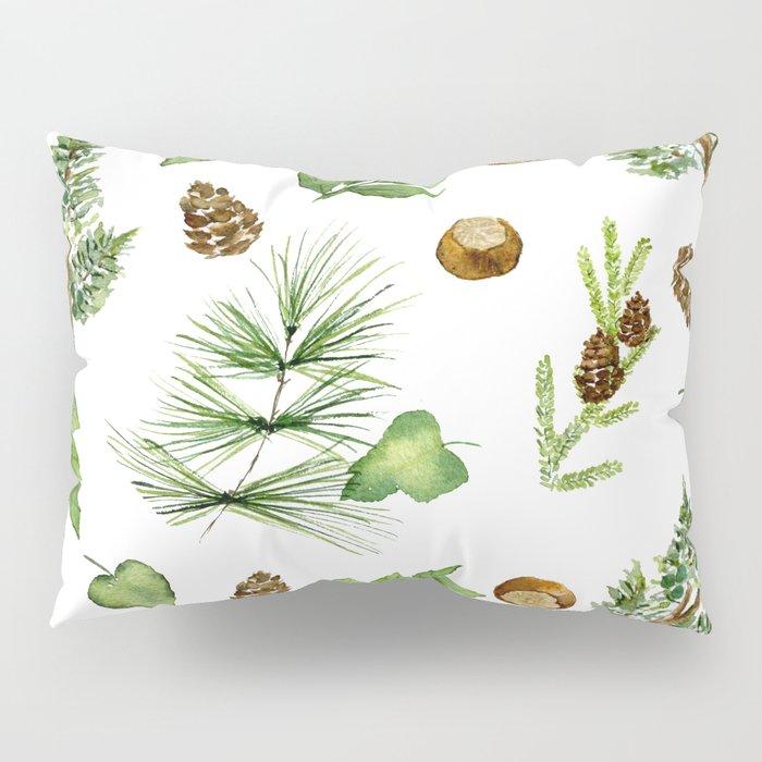 Chestnut Pines Pillow Sham