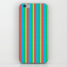 Stripes iPhone & iPod Skin