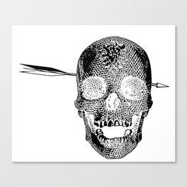 Fuck Damien Hirst Canvas Print