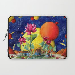 Floating houses Laptop Sleeve