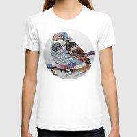 sparrow T-shirts featuring sparrow by Ruud van Koningsbrugge