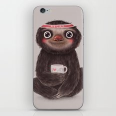 Sloth I♥lazy iPhone & iPod Skin