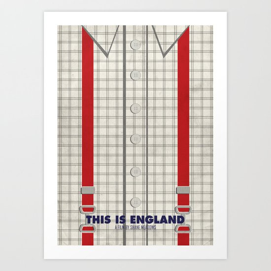 This Is England Art Print