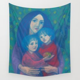 Night Fairytale Wall Tapestry