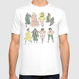 Plus Size Resort Trends T-shirt