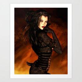 Darker Magics Art Print