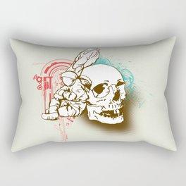 Spoiler Alert Rectangular Pillow