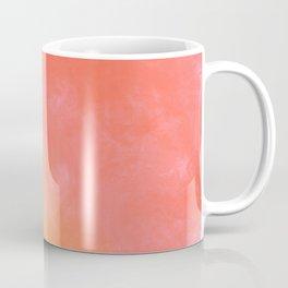 Peachy color cute grunge texture Coffee Mug