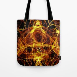 Decomposing Energy Tote Bag