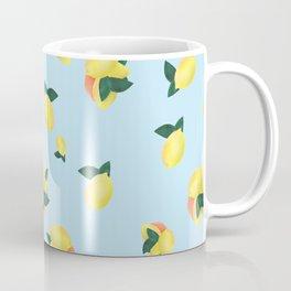Lemons and Oranges Coffee Mug