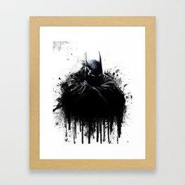 The vigilante  Framed Art Print