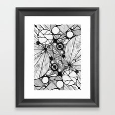 serpentine Framed Art Print