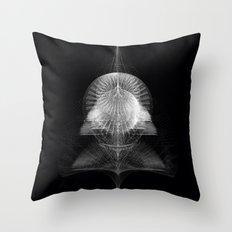 MONOCHROME COMPLEX Throw Pillow
