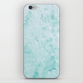 Fresh Water Marble iPhone Skin