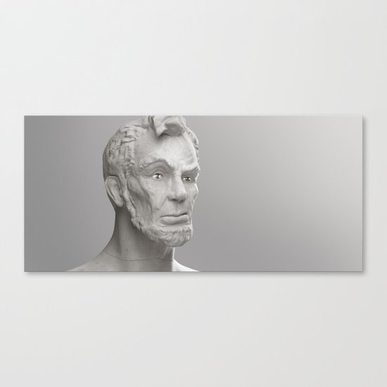 Visions - Lincoln Canvas Print