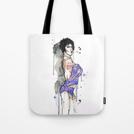 Frank N Furter Tote Bag
