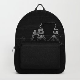 Horizon in Thin Lines Backpack