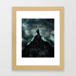 Liberator Framed Art Print