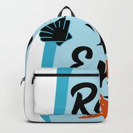 Relax And Enjoy The Summer Backpack