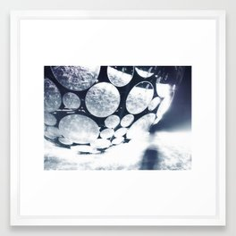 Space dream. Framed Art Print