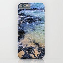 Paradise Island Beach Cove in Heavenly Hawaii iPhone Case