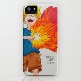Bakugou Katsuki iPhone Case