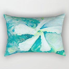 Anole and Jasmine Rectangular Pillow