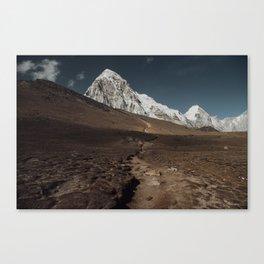 Kalapathar Canvas Print