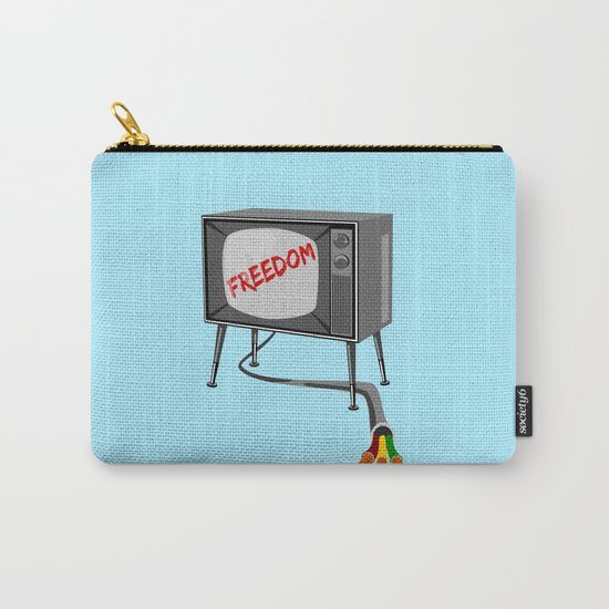 Freedom Television Carry-All Pouch