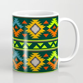 Geometric Navajo Coffee Mug