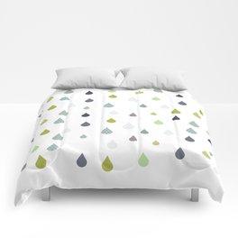 rain 2 Comforters