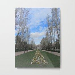 Springtime in Spain Metal Print