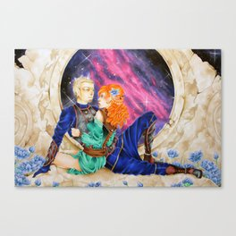 Tantum - Diron - Love me Canvas Print
