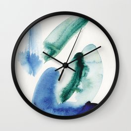 20    | 190816 | Surrender | Abstract Watercolour Painting Wall Clock