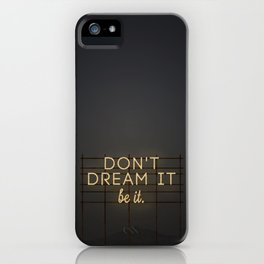 rocky horror. iPhone Case