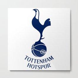 Tottenham Hotspurs Metal Print