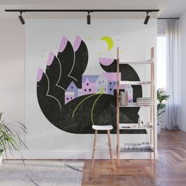 The Way Home Wall Mural