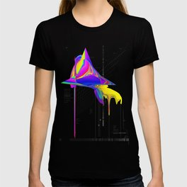 anomaly in sector KRC2496 T-shirt