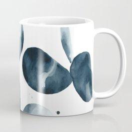 Indigo Paddle Cactus Coffee Mug