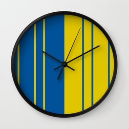 By the Lake Side 2 Wall Clock