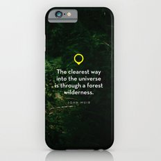 Into The Universe iPhone 6s Slim Case