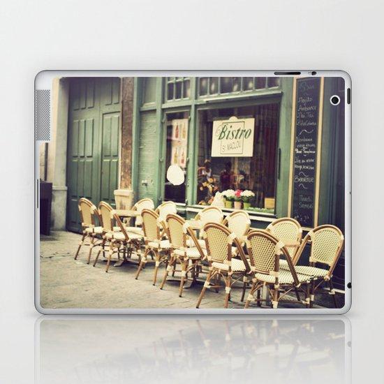 Le petit café Laptop & iPad Skin