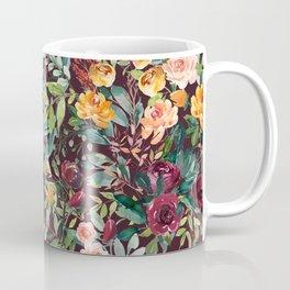 Fall Floral Coffee Mug