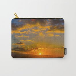 Hythe Sunset Carry-All Pouch
