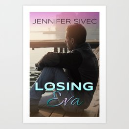 Losing Eva (by Kate Strawbridge) Art Print