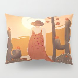Beauty in the desert Pillow Sham