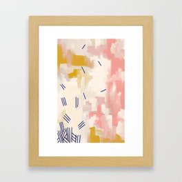 432018 II Framed Art Print
