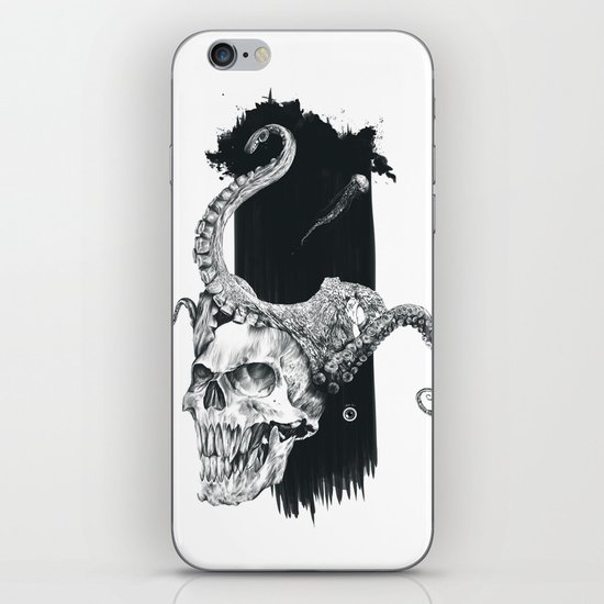 Deep Ocean iPhone & iPod Skin