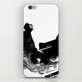 Sviatoslav Richter iPhone Skin