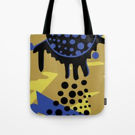 Melting Planet Tote Bag